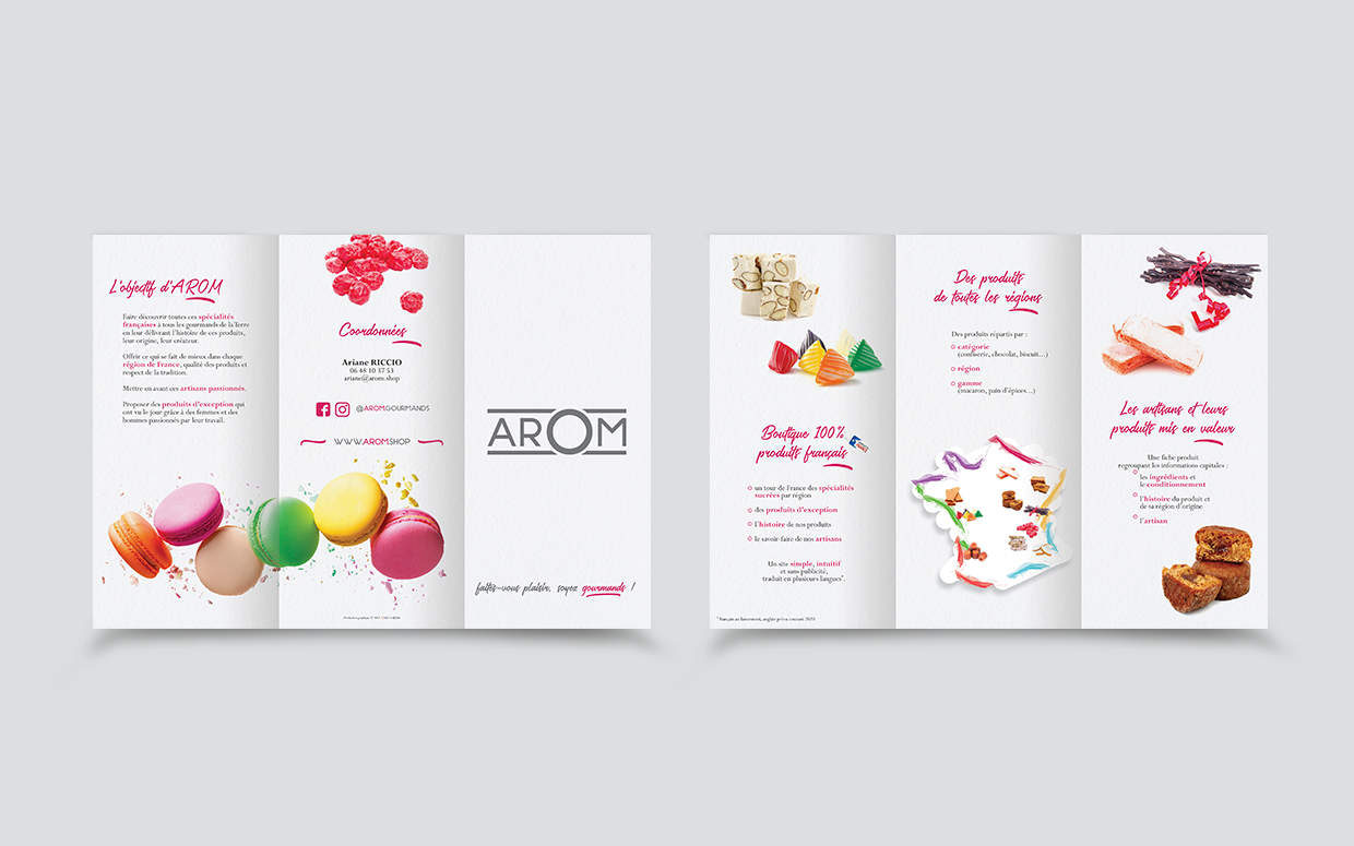 AROM - Brochure commerciale